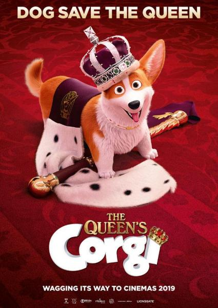 Poster of The Queen's Corgi